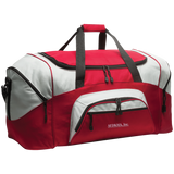 AFD&MA BG99 Port & Co. Colorblock Sport Duffel