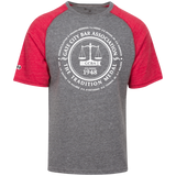 Gate City Bar 229520 Holloway Tri-blend Heathered T-Shirt