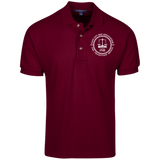 Gate City Bar Association K420 Port Authority Cotton Pique Knit Polo