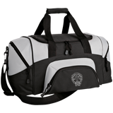 NFD&MA BG990S Port & Co. Small Colorblock Sport Duffel Bag