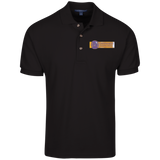 Lavenders Funeral Service K420 Port Authority Cotton Pique Knit Polo