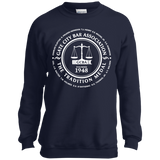 Gate City Bar PC90Y Port and Co. Youth Crewneck Sweatshirt