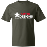 Artic Designs 5180 Hanes Beefy T-Shirt