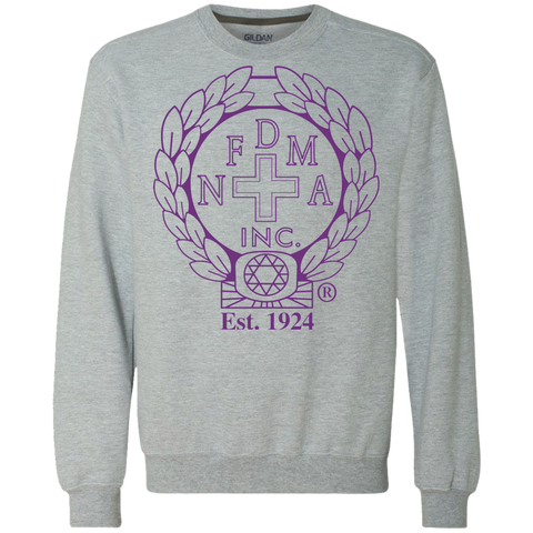 NFD&MA G920 Gildan Heavyweight Crewneck Sweatshirt 9 oz.