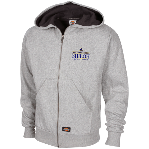 Shiloh Baptist Church TW382 Dickies Thermal Fleece Hoodie