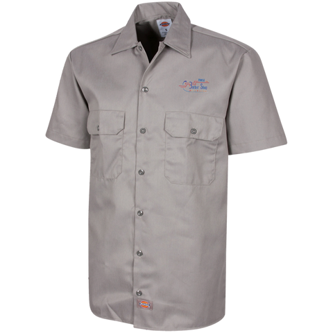 Phase 3 BarberShop 1574 Dickies Men's Short Sleeve Workshirt