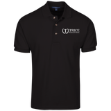 Trice Funeral Home K420 Port Authority Cotton Pique Knit Polo