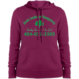 Burke Landscape Management LST254 Sport-Tek Ladies' Pullover Hooded Sweatshirt