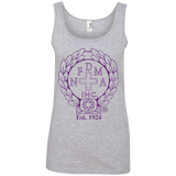 NFD&MA 882L Anvil Ladies' 100% Ringspun Cotton Tank Top