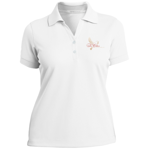 Tri-Cities Funeral Home 286772 Ladies Nike® Dri-Fit Polo Shirt