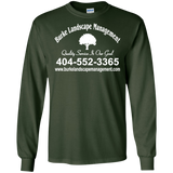 Burke Landscape Management G240 Gildan LS Ultra Cotton T-Shirt