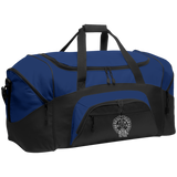 NFD&MA BG99 Port & Co. Colorblock Sport Duffel