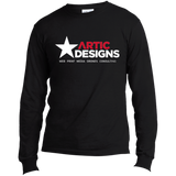 Artic Designs USA100LS Port & Co. LS Made in the US T-Shirt