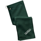 Georgia Dental Society (GDS) TW51 Port Authority Grommeted Golf Towel