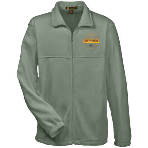 J.C. Hellum Funeral Homes M990 Harriton Fleece Full-Zip