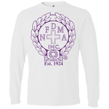 NFD&MA 949 Anvil Lightweight LS T-Shirt