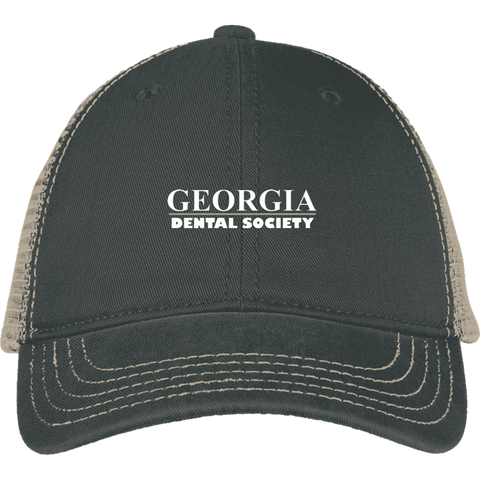 Georgia Dental Society (GDS) DT630 District Mesh Back Cap