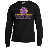 Lavenders Funeral Service USA100LS Port & Co. LS Made in the US T-Shirt