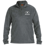 Burke Landscape Management M980 Harriton 1/4 Zip Fleece Pullover
