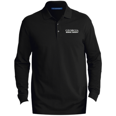 Georgia Dental Society (GDS) K8000LS Port Authority Men's EZCotton™ LS Polo