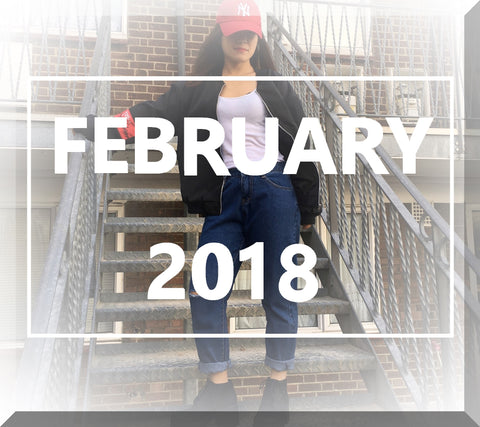 outfit of February 2018