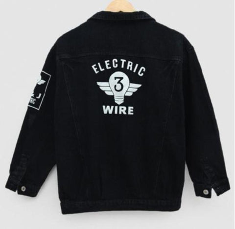 black electric