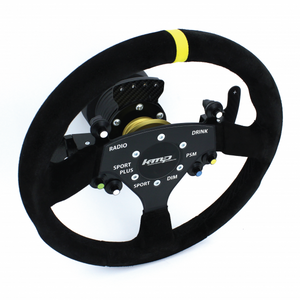 KMP Standard Race Steering Wheel for 991/981