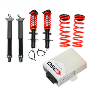 DSC Sport/Tractive Coilover Kit for Focus RS