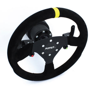 KMP Basic Race Steering Wheel For PDK Porsche Cayman