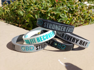 Stronger Every Day Wristband