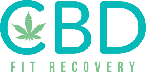 CBD Fit Recovery Vinyl Decals