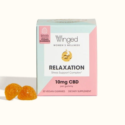 Relaxation CBD Gummies
