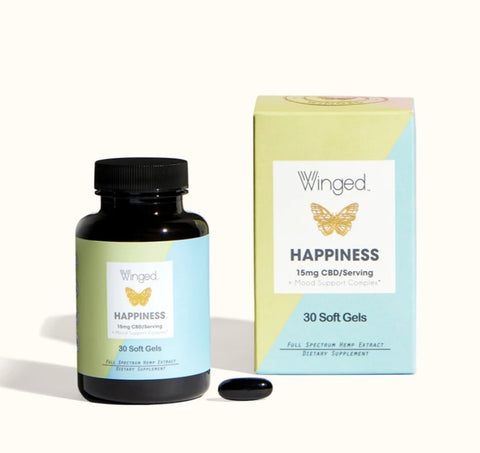 Happiness Soft Gels