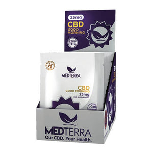 Medterra Good Morning Capsules - Single Serving - CBD Fit Recovery