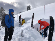 Avalanche Level 2 for Ski Guiding: September 3-5, 2019 @ Paso Pehuenche