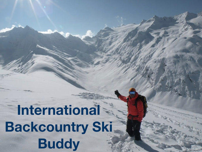 Chile/Argentina Backcountry Ski Buddy with Avalanche (level 1 or Level 2) certification