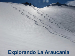 Ski with Chago in La Araucania-Chile
