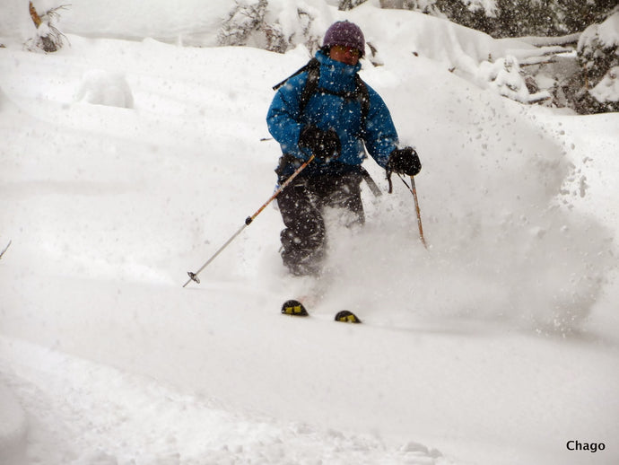 Intro to Backcountry Skiing for Riverstone (January 23, 2020)