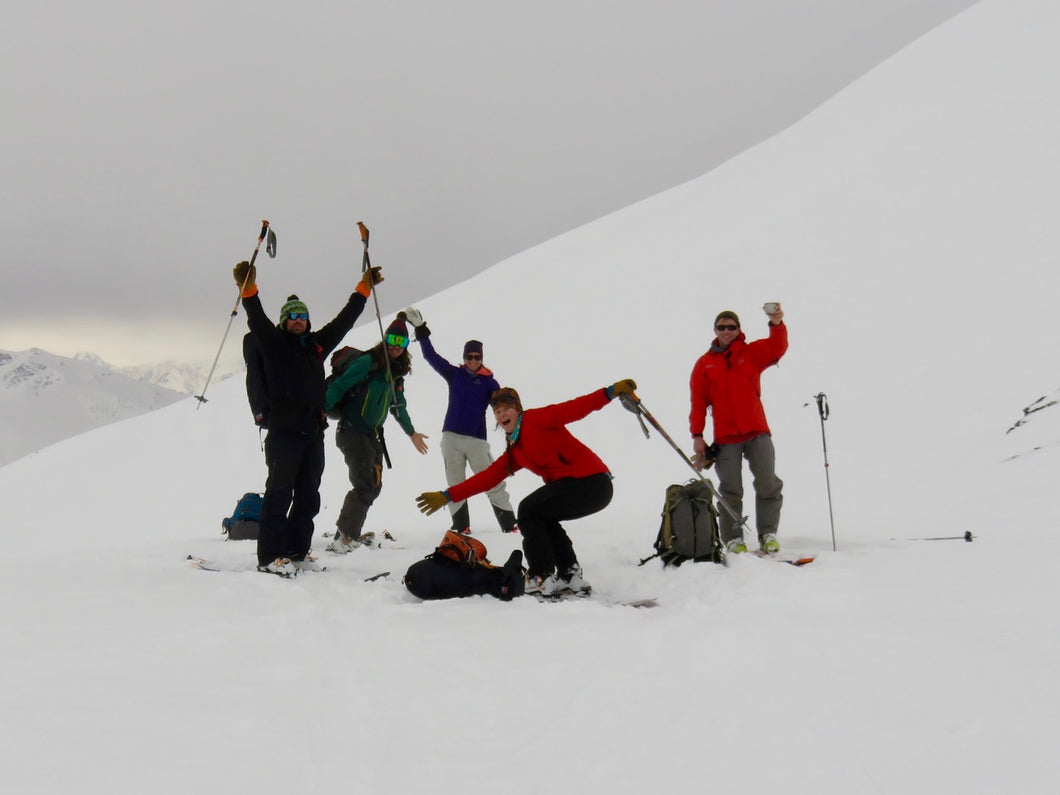 INTRO to Backcountry Skiing and Avalanche Rescue - BOOK your own group of 4, select 3 days during 2018-2019 Winter