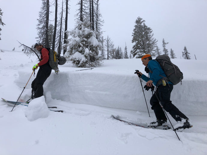 Avalanche Level 1: July 12-14, 2019 @ Usuhaia
