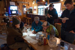 Avalanche Science REC1+ with WWA Staff (March 12-15)