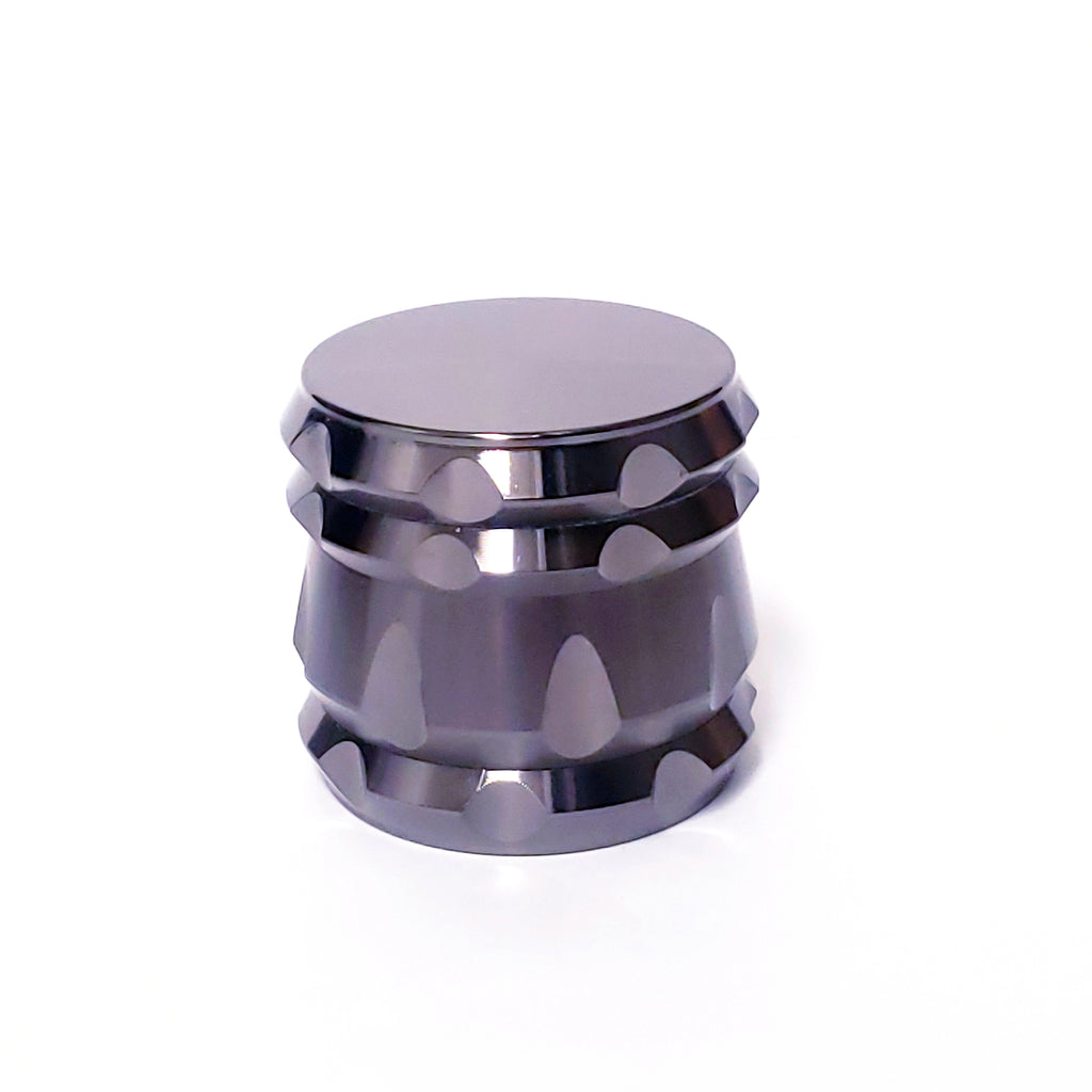 Wine Barrel 4 Part 55mm Grinder