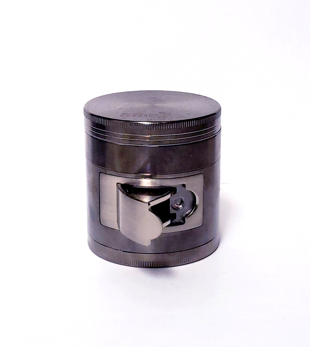 Sharper 63mm Dispensing Herb Grinder