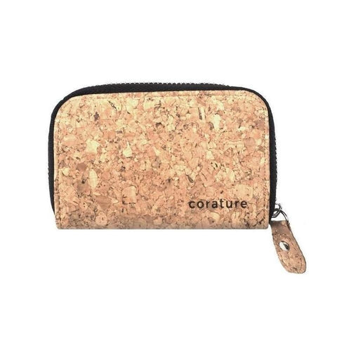 Cork Card Holder Wallet-Accessories-Corature-The Daily Vintage