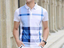 Plaid Polo