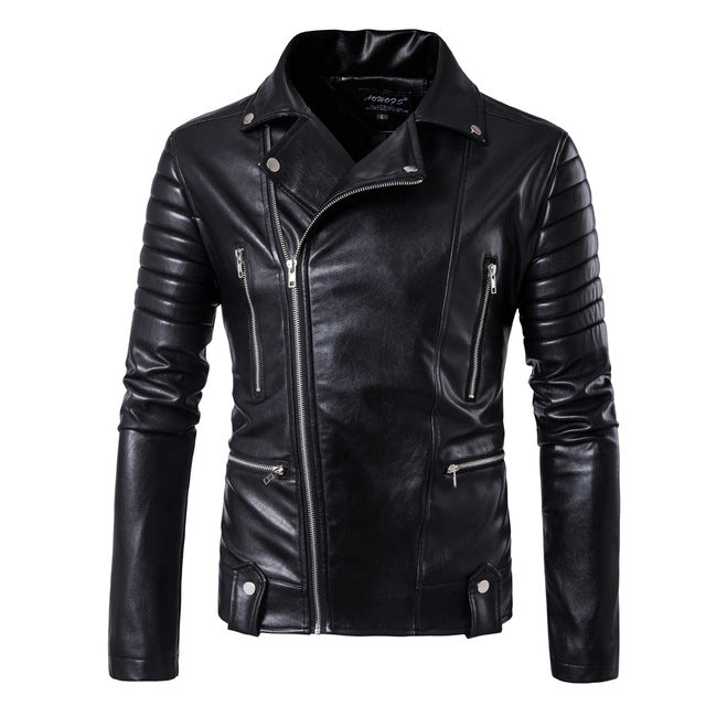 Mangone Leather Jacket