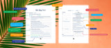 90 Days From Now Manifestation Planner - Version: 3 Months in One Planner. - 90 Days From Now Manifestation Planner