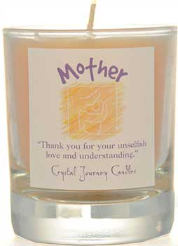 Mother Soy Votive Candle - 90 Days From Now Manifestation Planner
