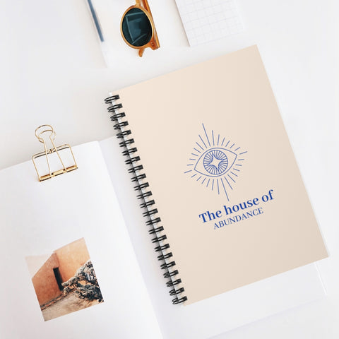House of Abundance Journal - 90 Days From Now Manifestation Planner