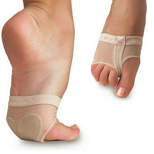 Foot Thong, Breathable Padded Foot protector for Gymnastics and Dance